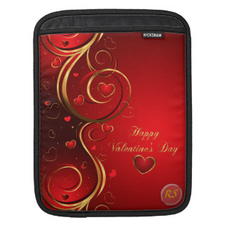 Happy Valentine's Day 1 iPad Sleeve