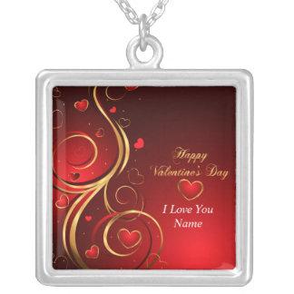 Happy Valentine's Day 1 Necklace