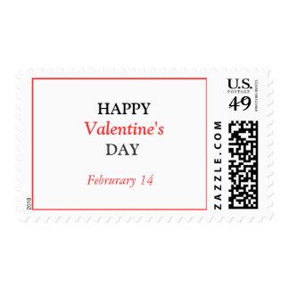 Happy Valentine's Day - 2010 Postage Stamps
