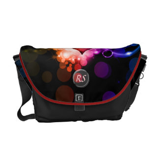 Happy Valentine's Day 5A Messenger Bag