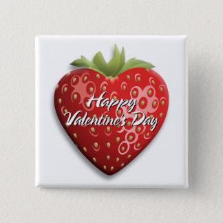 Happy Valentine's Day 8 Button