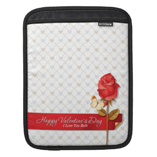 Happy Valentine's Day 9 iPad Sleeve