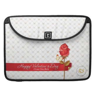 Happy Valentine's Day 9 Mac Book Sleeve