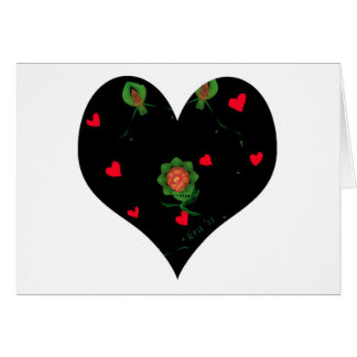 Happy Valentine's Day.. A Beautiful Way to Say It! Card