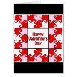 Happy Valentine's Day Art Cards