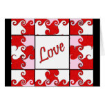 Happy Valentine's Day  Art Love Greeting Cards