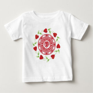 Happy Valentines Day Baby T-Shirt