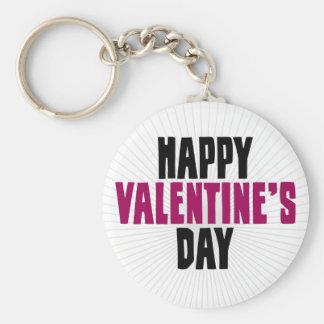 Happy Valentine's Day - Bastard Keychain