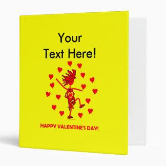 Happy Valentine's Day Binder