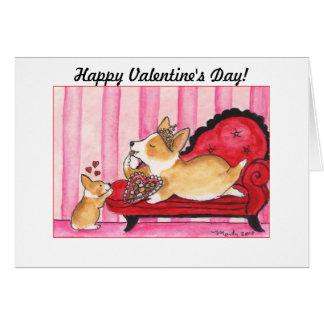 Happy Valentine's Day! Greeting Card