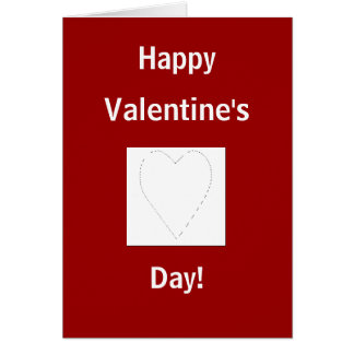 Happy Valentine's Day! Cards