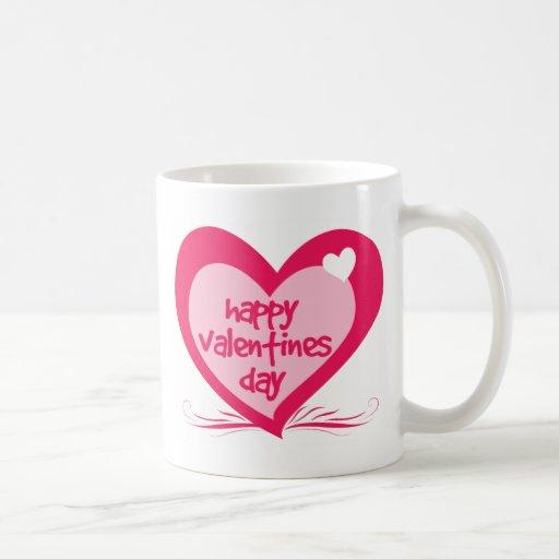 Happy Valentines Day Coffee Mug