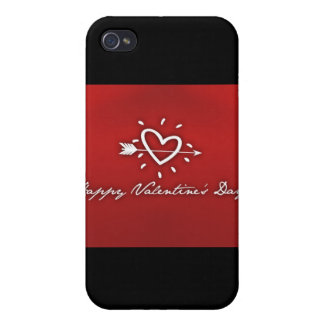 Happy Valentines Day Covers For iPhone 4