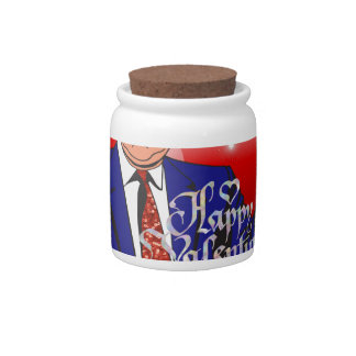 happy valentines day donald trump candy dishes