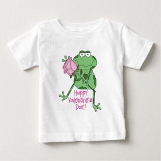Happy Valentine's Day Frog T Shirt