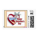 Happy Valentine's Day From Florida Stamp
