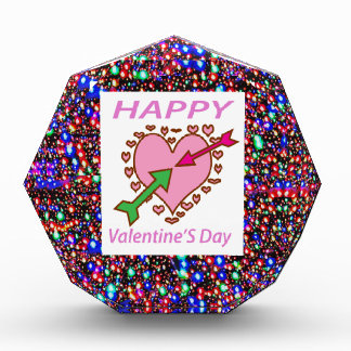 HAPPY Valentine's Day Gifts Heart Arrows Romance
