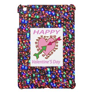 HAPPY Valentine's Day Gifts Heart Arrows Romance iPad Mini Case