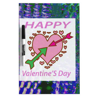 HAPPY  Valentine's Day Gifts Love Romance Teens 99 Dry-Erase Whiteboard