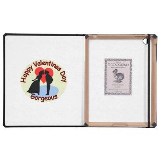 Happy Valentine's Day Gorgeous Cases For iPad