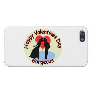 Happy Valentine's Day Gorgeous iPhone SE/5/5s Case