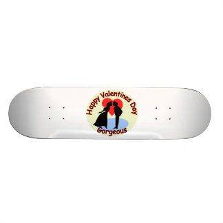 Happy Valentine's Day Gorgeous Skateboard Deck