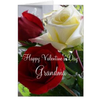 Happy Valentine's Day Grandma OR Grandpa! Card