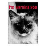 Happy Valentine's Day Humor Greeting Card