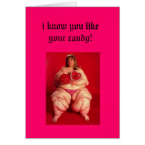 Happy_valentines_day, i know you like your candy! card