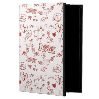 Happy Valentine's Day iPad Air Cover