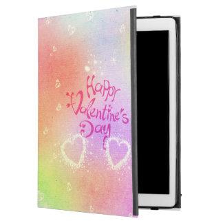 happy valentines day iPad pro case