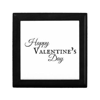 Happy Valentine's Day Jewelry Box