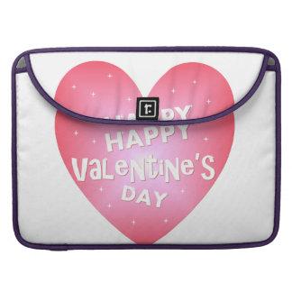Happy Valentine's day MacBook Pro Sleeve