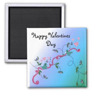 Happy Valentines Day Magnet