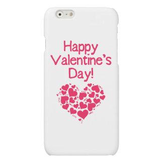 Happy Valentine's Day Matte iPhone 6 Case