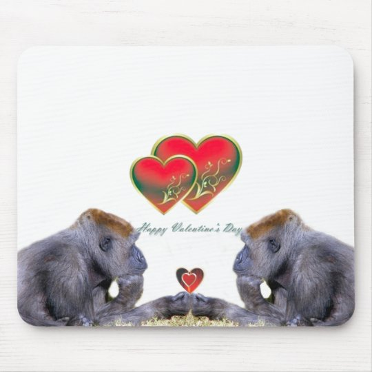 Happy Valentine's Day_ Mouse Pad