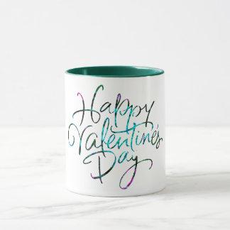 happy valentine's day mug gift idea love