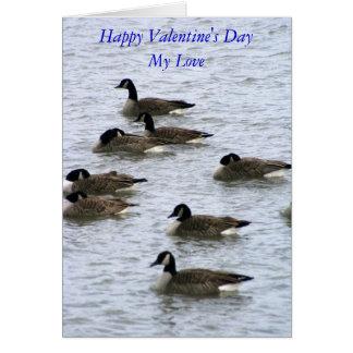 Happy Valentine's Day, My Love Card