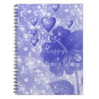 Happy Valentine's Day Notebook