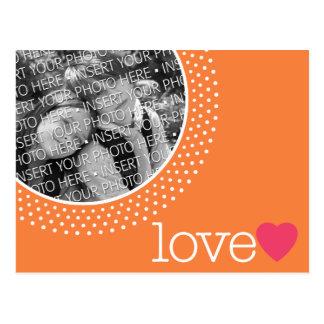Happy Valentines Day Photo Postcards