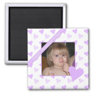 Happy Valentine's Day Picture Magnet