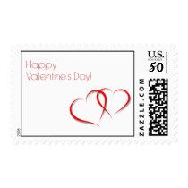 Happy Valentine's day Postage