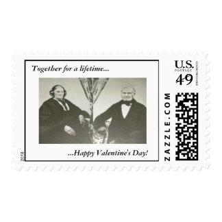 Happy Valentine's Day! Postage Stamp