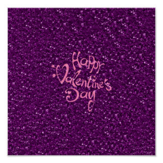 Happy Valentines Day Posters | Zazzle