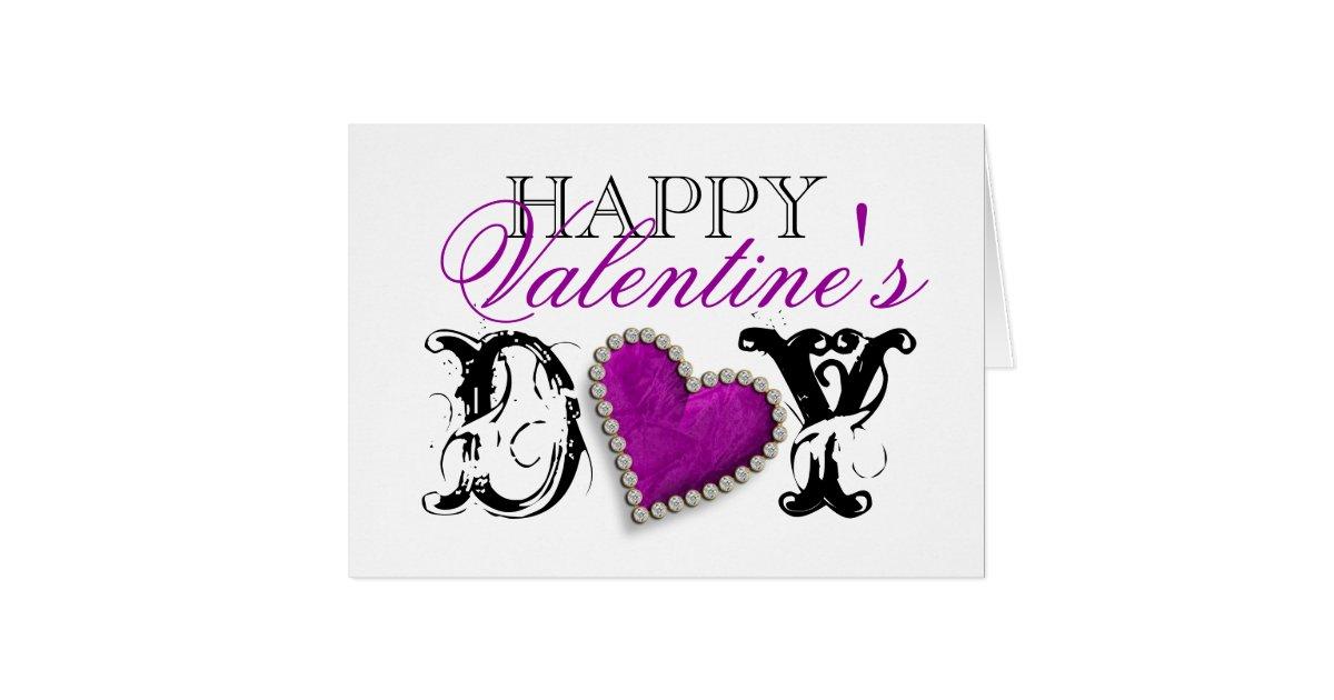 purple love valentine day - photo #11