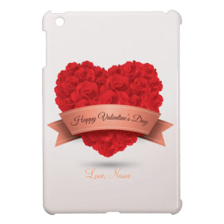 Happy Valentine's Day Roses 1 iPad Mini Cases