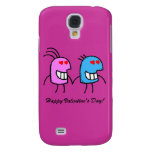 Happy Valentine's Day Samsung Galaxy S4 Covers