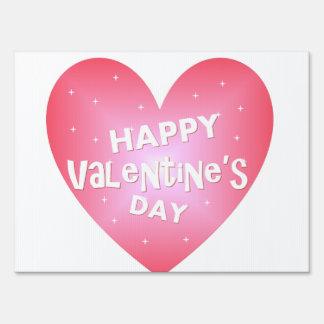Happy Valentineu0027s Day Background Sign. $33.50. Happy Valentineu0026#39;s ...
