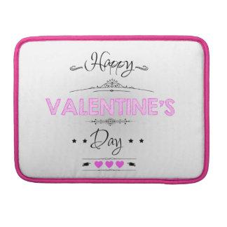 Happy Valentine's Day! Sleeve For MacBooks