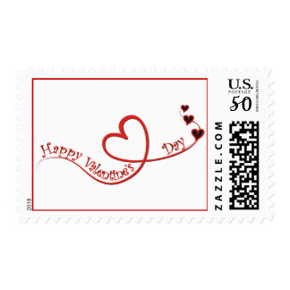 Happy Valentine's Day Stamps